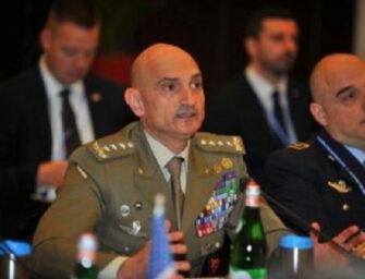 Camera dei Deputati – Luciano Portolano: il ruolo delle Forze Armate nel contrasto al terrorismo